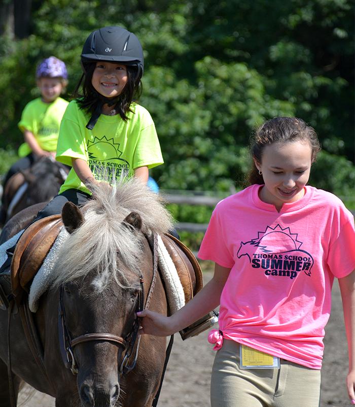 Thomas School Summer Day Camp   Day Camp & Riding School
